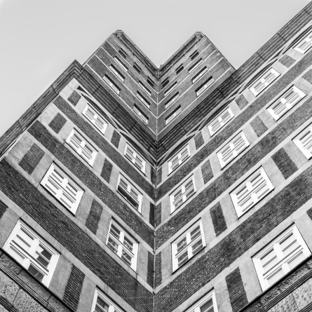 Wilhelm Marx Haus Düsseldorf Architektur Jens Hollmann Fotografie