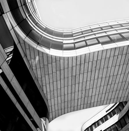 Kö-Bogen Düsseldorf Architektur Jens Hollmann Fotografie