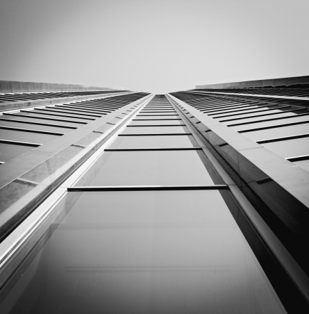 Arag Gebäude Tower Düsseldorf Architektur Jens Hollmann Fotografie
